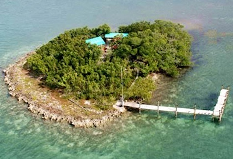you can buy an island for half a million