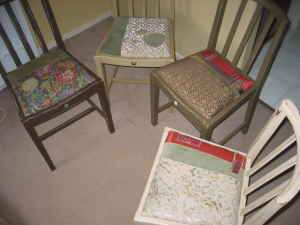 Antique Chairs 2