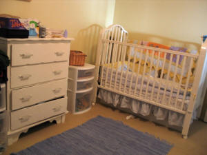 Before Baby Bedroom