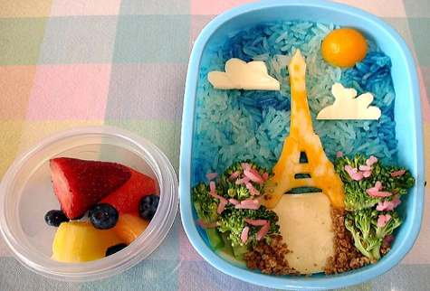 Paris Bento Box