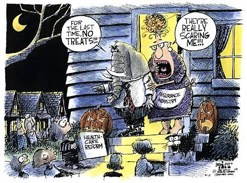 Halloween Cartoon from Britt