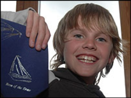 Jake Lunn, Nautical Napkins