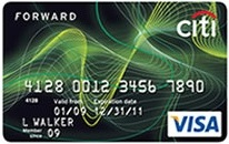Citi Forward Student Card
