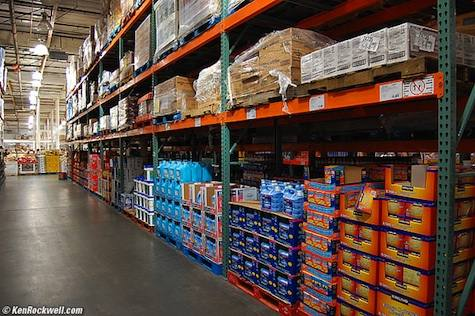 Costco Warehouse Club