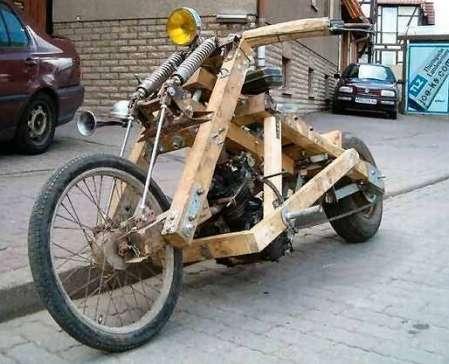 DIY Harley