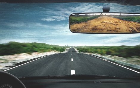 Driving, how to get ahead