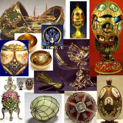 Faberge eggs