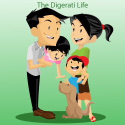 Silicon Valley & Family Living Category - The Digerati Life
