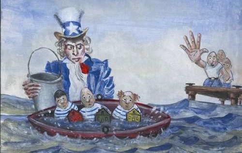Financial Crisis Bailout