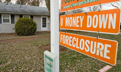 foreclosure, mortgage, bankruptcy, debt, credit, loans