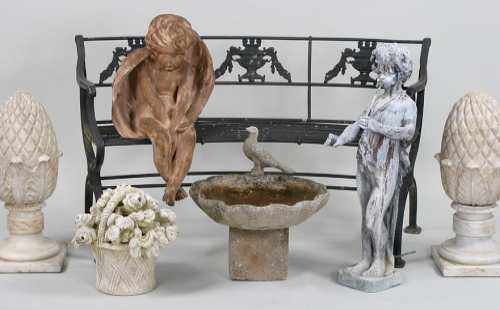 garden statues