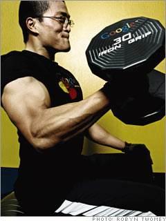 google gym