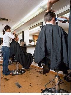 google haircut