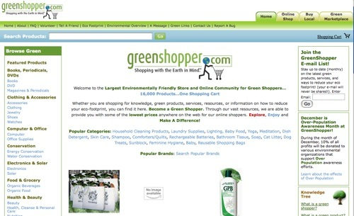 Greenshopper