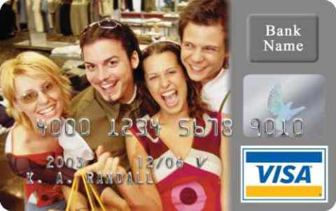 Happy Shoppers Credit Card