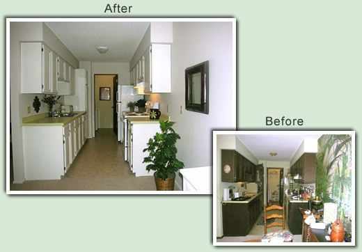 Old Home Remodel Before And After