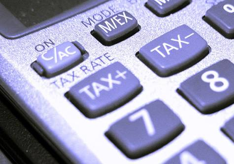 income tax deductions, tax receipts, itemize, tax returns