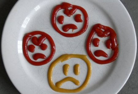 Ketchup Art