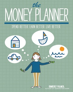 Money Planner by Kim Palmer