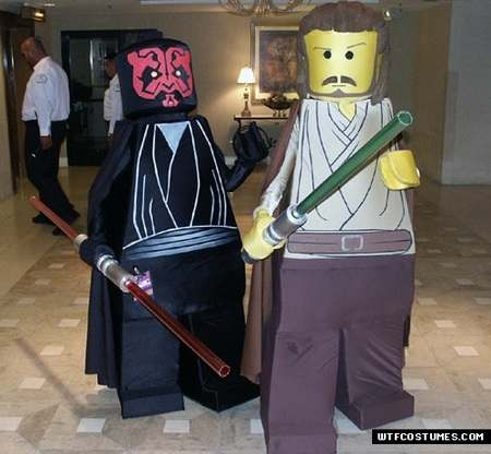 lego starwars costume