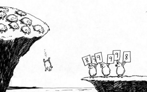 Stock Market Timing, lemmings