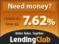 Lending Club Widget (Borrower)