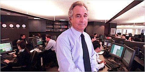 Ponzi scheme, Madoff, scam victim