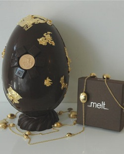 Melt Easter Egg