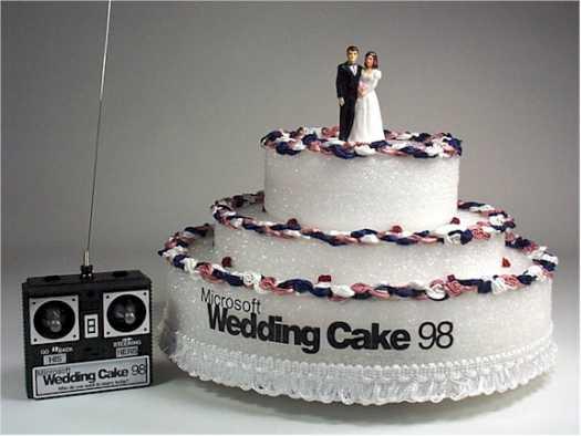 microsoft 98 cake