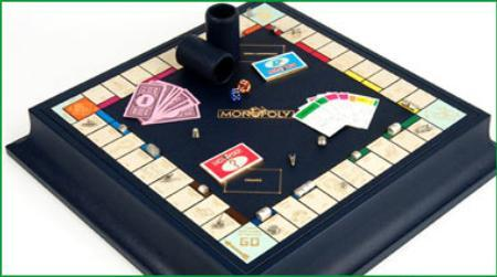 Monopoly Board Game by FAO Schwarz