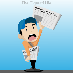 News and Announcements Category - The Digerati Life