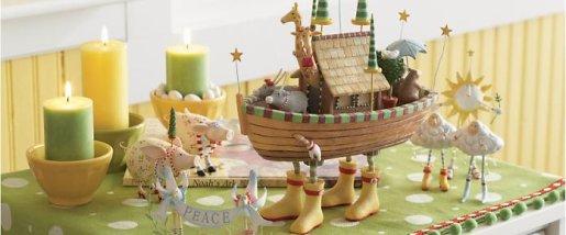 noah's ark, krinkles