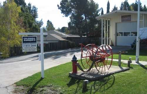 unusual property investment, old firehouse side