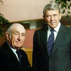 David Packard, Bill Hewlett