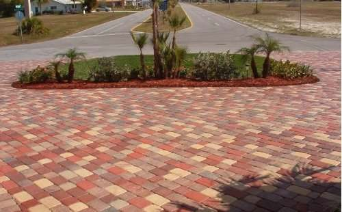 paving your yard