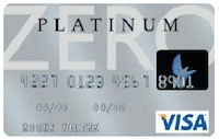 Applied Bank Platinum Zero Secured Visa Card