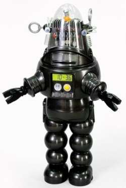 Robby the robot bank