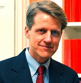 Robert Shiller, valuation informed indexing investment model