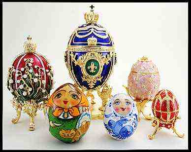 Faberge Eggs 1
