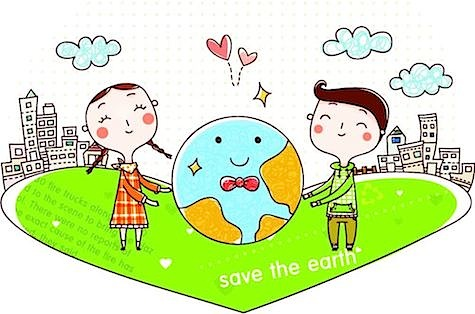 Earth Day, save the earth