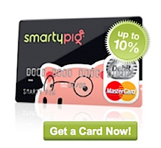 SmartyPig Cash Rewards Card
