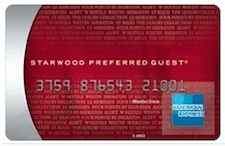 Starwood Preferred Guest Credit Card