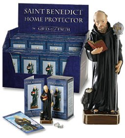 st. benedict home protector kit