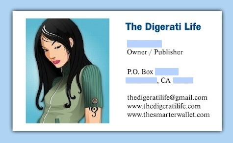 business cards online, Print24