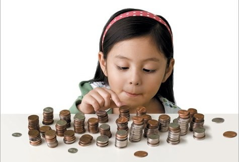 teach children money lessons