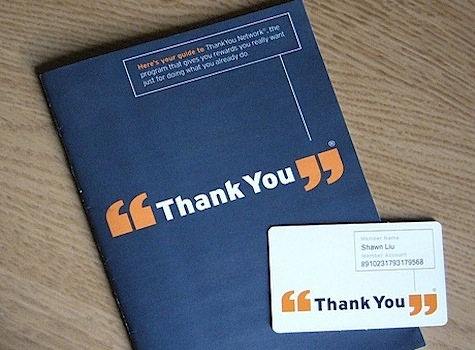Citi ThankYou Rewards Program Booklet