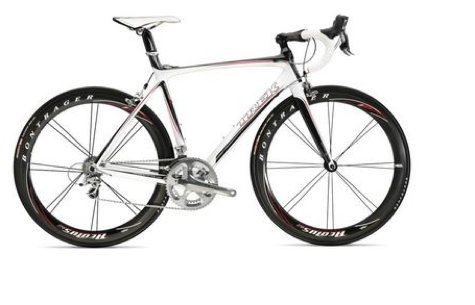 Trek Madone bike