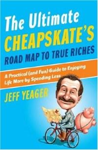 money saving ideas, ultimate cheapskate's road map