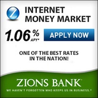 Zions Bank Money Market Account